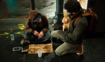 бездомные лос анджелес